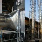 Installazione canne fumarie a Borgo Roma, Verona