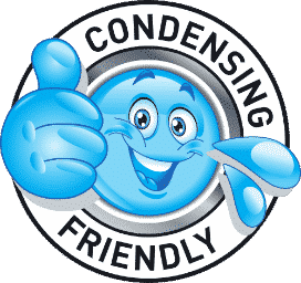 CONDENSING FRIENDLY