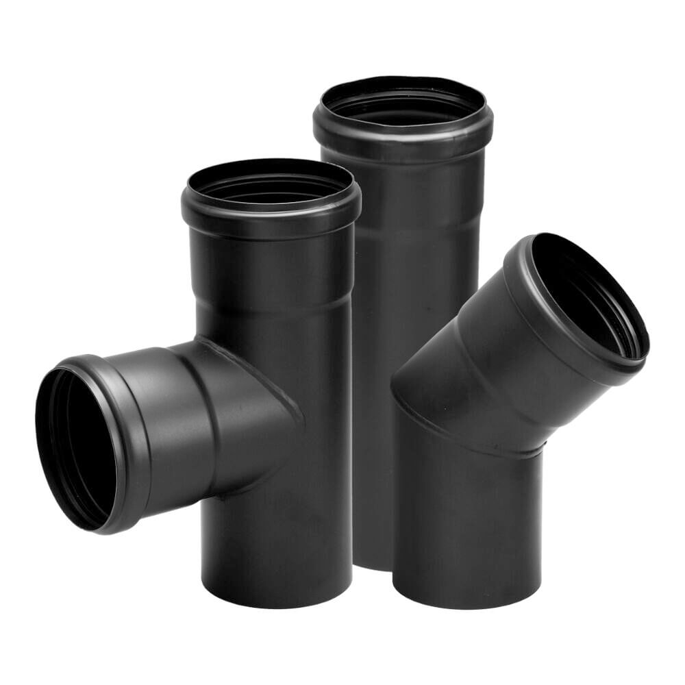 The rules for an efficient and safe flue pipe.